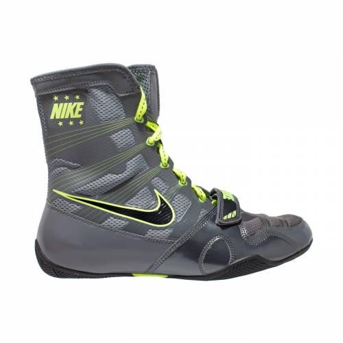 ナイキ NIKE スニーカー 運動靴 メンズ 【 Hyperko Boxing Shoes 】 Grey/yellow