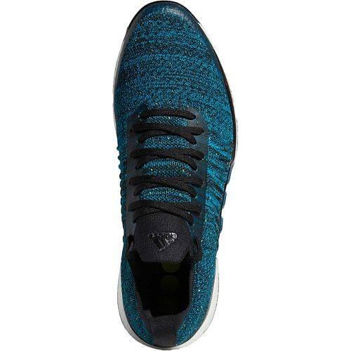 アディダス ADIDAS メンズ ゴルフ スニーカー 運動靴 【 Mens Tour360 Xt Primeknit Golf Shoes 】 Black/teal