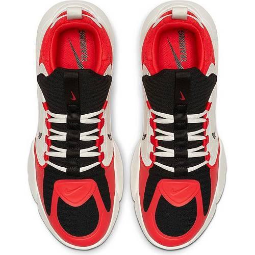 ナイキ NIKE エア マックス アルファ トレーニング スニーカー 運動靴 赤 レッド 黒 ブラック MEN'S スニーカー 【 AIR RED BLACK NIKE MAX ALPHA SAVAGE TRAINING SHOES 】 メンズ スニーカー