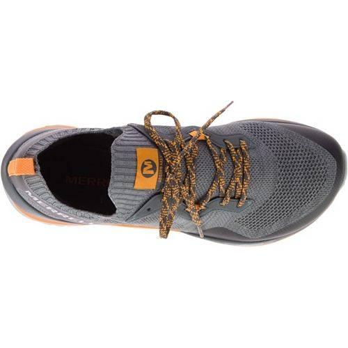 MERRELL メンズ スニーカー 運動靴 【 Mens Mag-9 Trail Running Shoes 】 Grey