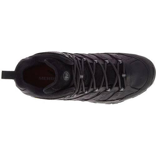 MERRELL ミッド ブーツ 黒 ブラック MEN'S 【 BLACK MERRELL MOAB 2 PRIME MID WATERPROOF HIKING BOOTS 】 メンズ ブーツ