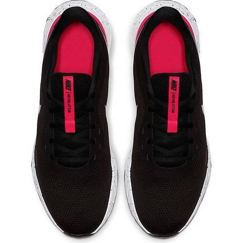 ナイキ NIKE メンズ スニーカー 運動靴 【 Mens Revolution 5 Running Shoes 】 Black/red