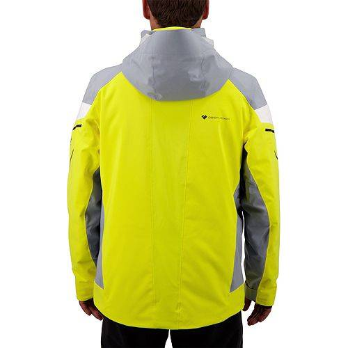 OBERMEYER メンズ メンズファッション コート ジャケット 【 Mens Kenai Jacket 】 Tartrazine