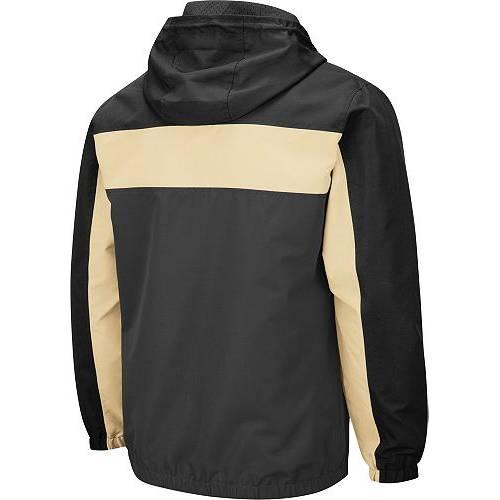 COLOSSEUM メンズ コロラド Gray灰色 グレイ メンズファッション コート ジャケット 【 Mens Colorado Buffaloes Grey Brockman Full-zip Jacket 】 Color
