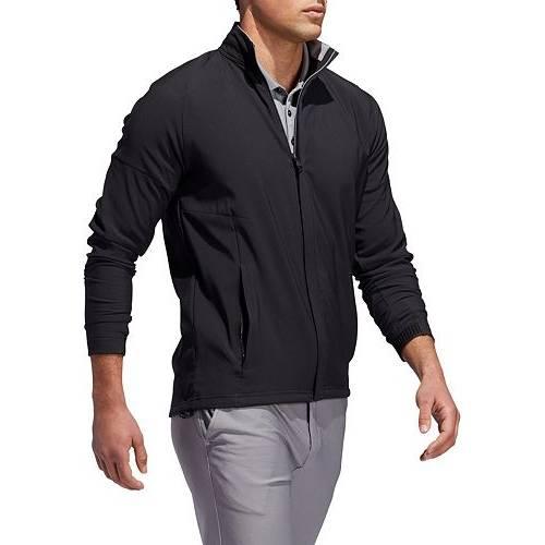 アディダス ADIDAS メンズ ゴルフ メンズファッション コート ジャケット 【 Mens Softshell Golf Jacket 】 Black