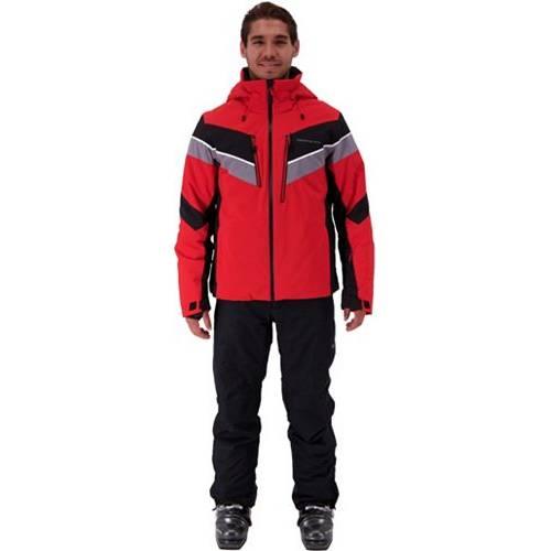 OBERMEYER メンズ メンズファッション コート ジャケット 【 Mens Chroma Jacket 】 Brakelight
