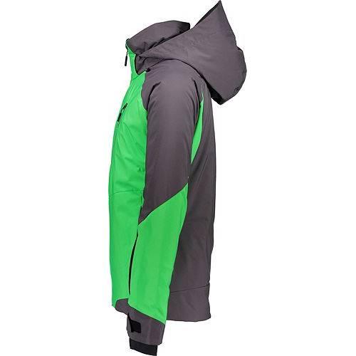 OBERMEYER メンズ メンズファッション コート ジャケット 【 Mens Raze Jacket 】 Northern Lights