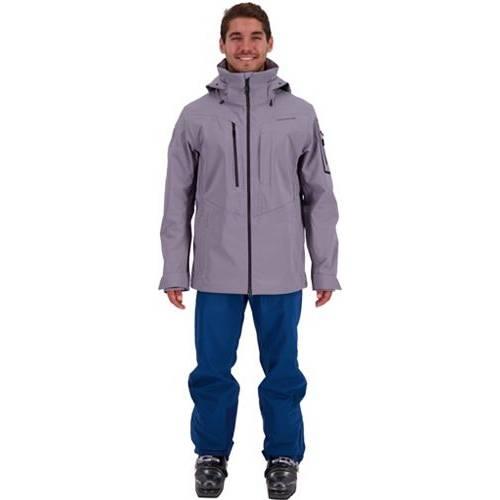 OBERMEYER メンズ シェル メンズファッション コート ジャケット 【 Mens Foraker Shell Jacket 】 Knightly