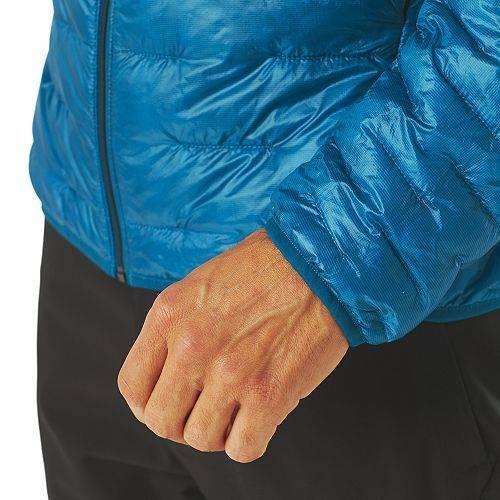 PATAGONIA メンズ ミクロ メンズファッション コート ジャケット 【 Mens Micro Puff Insulated Jacket 】 Balkan Blue