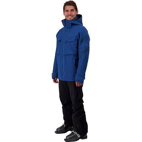 OBERMEYER メンズ アルティメイト ダウン ハイブリッド メンズファッション コート ジャケット 【 Mens Ultimate Down Hybrid Insulated Jacket 】 Passport