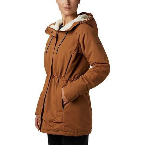 【★スーパーセール中★ 6/11深夜2時迄】コロンビア COLUMBIA レディース 【 Womens South Canyon Sherpa Lined Jacket 】 Olive Green
