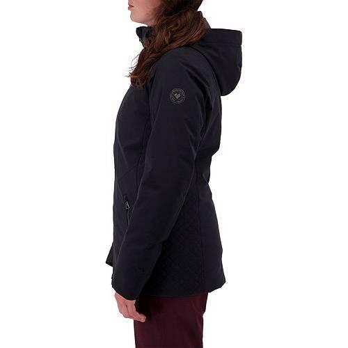 OBERMEYER レディース 【 Womens Siren Ski Jacket 】 Black