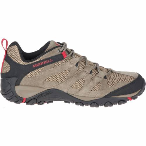 MERRELL スニーカー 運動靴 MEN'S スニーカー 【 MERRELL ALVERSTONE HIKING SHOES BOULDER 】 メンズ スニーカー