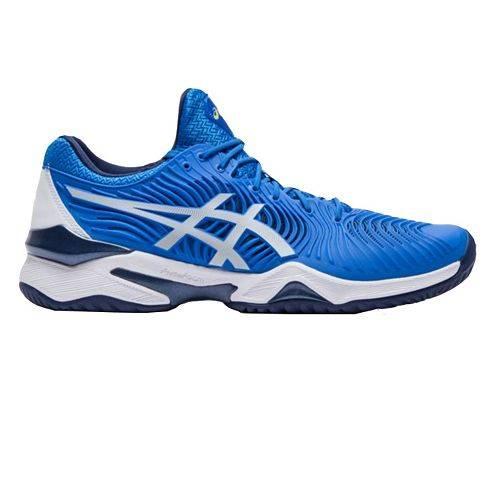 アシックス ASICS メンズ カウント テニス スニーカー 運動靴 【 Mens Court Ff 2 Novak Tennis Shoes 】 Blue/white