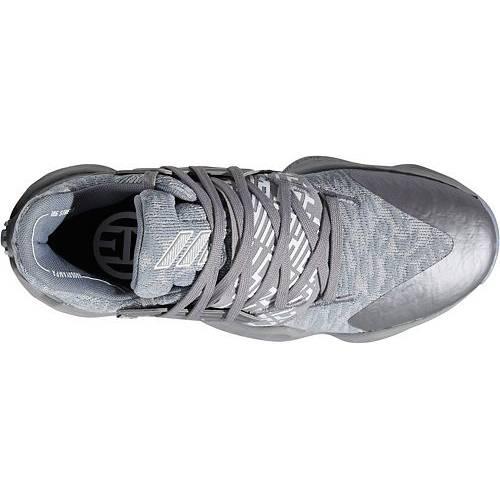 アディダス ADIDAS ハーデン バスケットボール スニーカー 運動靴 灰色 グレ VOL. スニーカー 【 ADIDAS HARDEN 4 BASKETBALL SHOES GREY 】 メンズ スニーカー