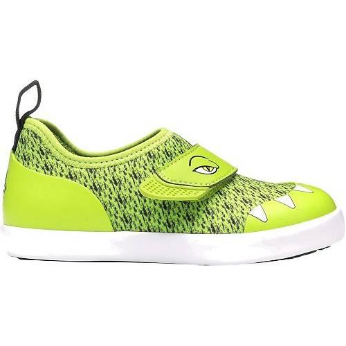 【★スーパーセール中★ 6/11深夜2時迄】MUCK BOOTS サマー スニーカー 運動靴 キッズ ベビー マタニティ ジュニア 【 Kids Summer Solstice Monster Waterproof Casual Shoes 】 Green