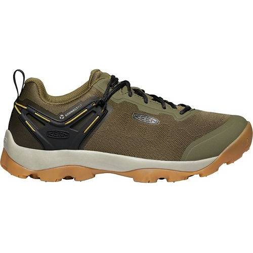 KEEN メンズ スニーカー 運動靴 【 Mens Venture Vent Hiking Shoes 】 Dark Olive