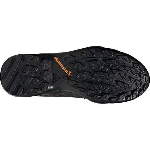 アディダス ADIDAS スニーカー 運動靴 黒 ブラック カーボン MEN'S スニーカー 【 BLACK ADIDAS OUTDOOR AX3 HIKING SHOES CARBON 】 メンズ スニーカー