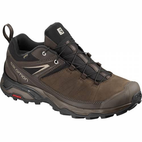 サロモン SALOMON メンズ ウルトラ スニーカー 運動靴 【 Mens X Ultra 3 Ltr Gtx Trail Running Shoes 】 Delicioso/bungee Cord