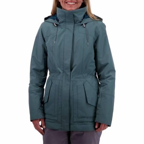 【★スーパーセール中★ 6/11深夜2時迄】OBERMEYER レディース 【 Womens Liberta Ski Jacket 】 Sage