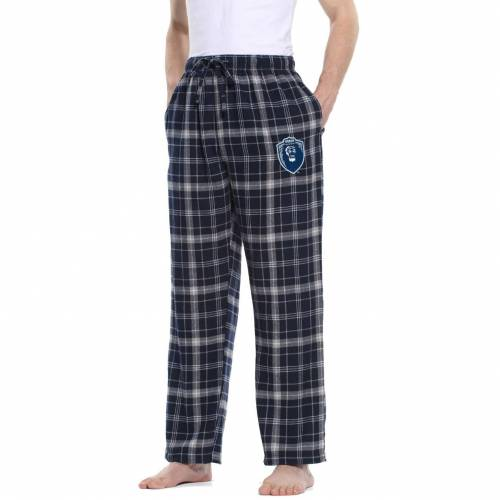 CONCEPTS SPORT アルティメイト MEN'S 【 ULTIMATE CONCEPTS SPORT OLD DOMINION MONARCHS BLUE GREY SLEEP PANTS COLOR 】 インナー 下着 ナイトウエア メンズ ナイト ルーム パジャマ