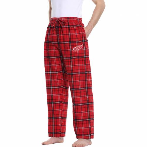 CONCEPTS SPORT デトロイト 赤 レッド アルティメイト MEN'S 【 RED ULTIMATE CONCEPTS SPORT DETROIT WINGS FLANNEL PANTS COLOR 】 メンズファッション ズボン パンツ