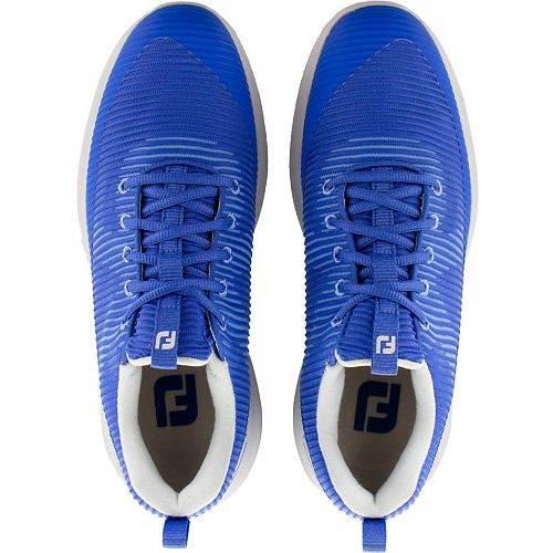 FOOTJOY メンズ ゴルフ スニーカー 運動靴 【 Mens Flex Xp Golf Shoes 】 Blue