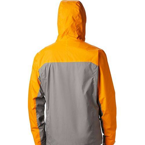 コロンビア COLUMBIA テネシー MEN'S 【 COLUMBIA TENNESSEE VOLUNTEERS ORANGE GREY GLENNAKER STORM JACKET COLOR 】 メンズファッション コート ジャケット