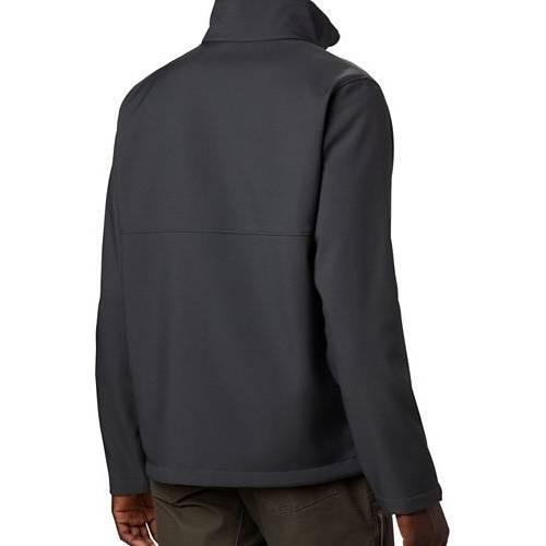 コロンビア COLUMBIA 灰色 グレ MEN'S 【 COLUMBIA IOWA HAWKEYES GREY ASCENDER JACKET COLOR 】 メンズファッション コート ジャケット