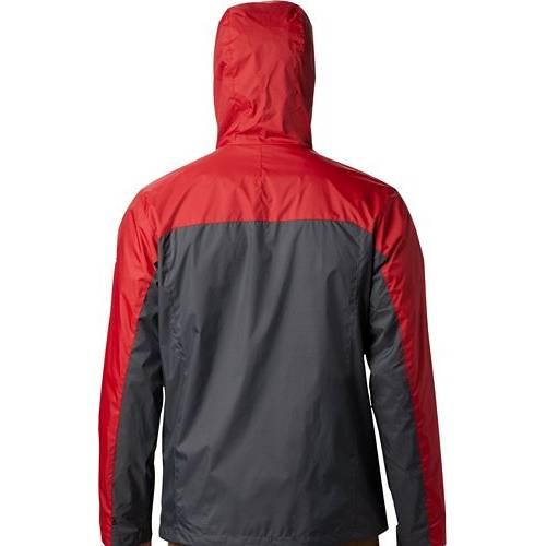 コロンビア COLUMBIA MEN'S 【 COLUMBIA OKLAHOMA SOONERS CRIMSON GLENNAKER STORM JACKET COLOR 】 メンズファッション コート ジャケット