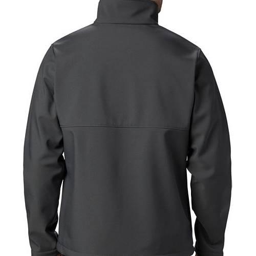 コロンビア COLUMBIA バージニア テック 灰色 グレ MEN'S 【 COLUMBIA VIRGINIA TECH HOKIES GREY ASCENDER JACKET COLOR 】 メンズファッション コート ジャケット