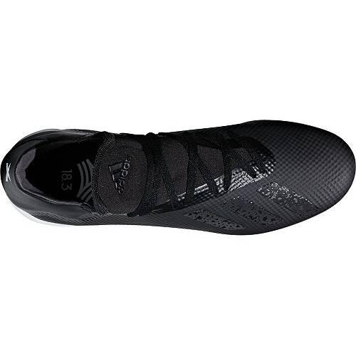 アディダス ADIDAS サッカー 黒 ブラック MEN'S 18.3 スニーカー 【 SOCCER BLACK ADIDAS X TANGO TF CLEATS 】 メンズ スニーカー