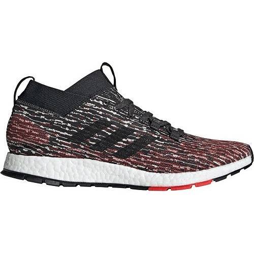 アディダス ADIDAS メンズ スニーカー 運動靴 【 Mens Pureboost Rbl Running Shoes 】 Red