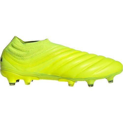 アディダス ADIDAS メンズ サッカー 19+ スニーカー 【 Mens Copa 19+ Fg Soccer Cleats 】 Yellow/black