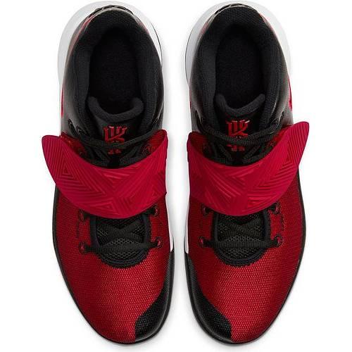 ナイキ NIKE カイリー バスケットボール スニーカー 運動靴 赤 レッド 黒 ブラック スニーカー 【 KYRIE RED BLACK NIKE FLYTRAP 3 BASKETBALL SHOES UNIVERSITY 】 メンズ スニーカー