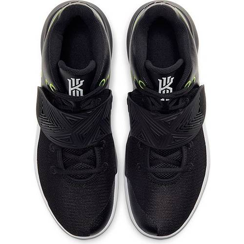 ナイキ NIKE カイリー バスケットボール スニーカー 運動靴 黒 ブラック 白 ホワイト スニーカー 【 KYRIE BLACK WHITE NIKE FLYTRAP 3 BASKETBALL SHOES 】 メンズ スニーカー