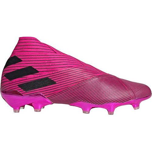 アディダス ADIDAS メンズ サッカー 19+ スニーカー 【 Mens Nemeziz 19+ Fg Soccer Cleats 】 Pink/black