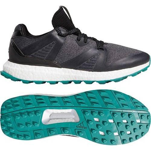 アディダス ADIDAS メンズ ゴルフ スニーカー 運動靴 3.0 【 Mens Crossknit 3.0 Golf Shoes 】 Grey/green