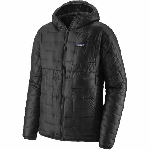 パタゴニア PATAGONIA ミクロ 黒 ブラック MEN'S 【 MICRO BLACK PATAGONIA PUFF INSULATED JACKET 】 メンズファッション コート ジャケット