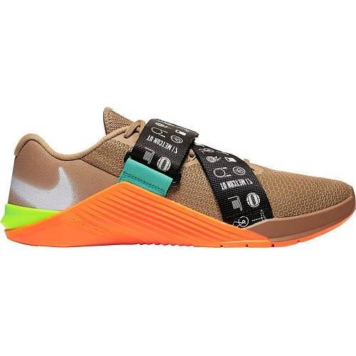 ナイキ NIKE メンズ トレーニング スニーカー 運動靴 【 Mens Metcon 5 Ut Training Shoes 】 Beechtree/platinum/brown
