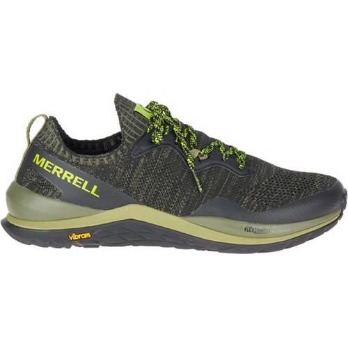MERRELL メンズ スニーカー 運動靴 【 Mens Mag-9 Trail Running Shoes 】 Olive