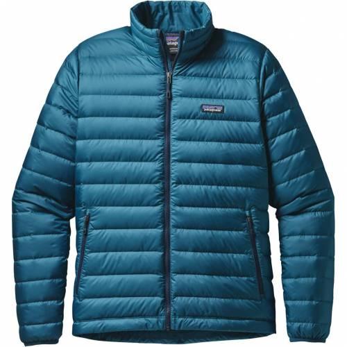 パタゴニア PATAGONIA ダウン ディープ 青 ブルー MEN'S 【 BLUE PATAGONIA DOWN SWEATER JACKET DEEP SEA 】 メンズファッション コート ジャケット