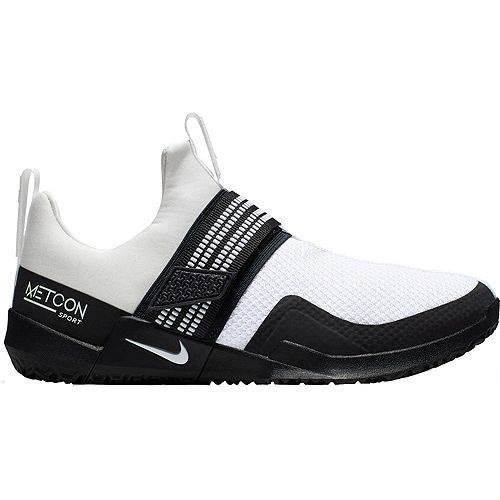 ナイキ NIKE メンズ トレーニング スニーカー 運動靴 【 Mens Metcon Sport Training Shoes 】 White/black