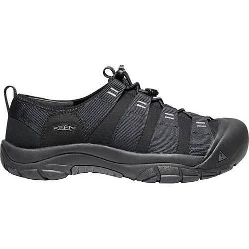 KEEN メンズ スニーカー 運動靴 【 Mens Riverport Water Shoes 】 Black/black