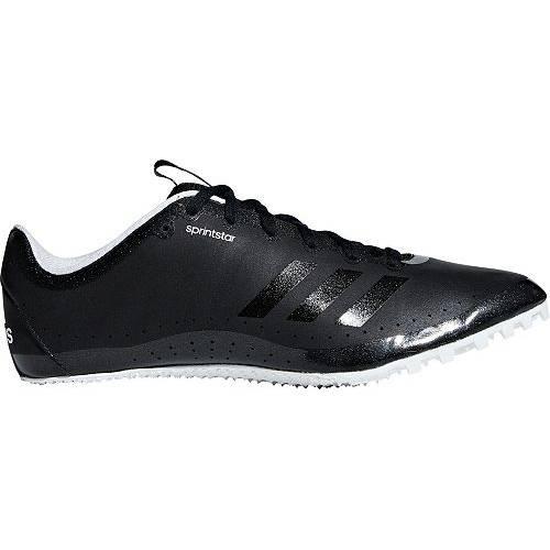 アディダス ADIDAS メンズ トラック フィールド スニーカー 運動靴 【 Mens Sprintstar Track And Field Shoes 】 Black/black/white