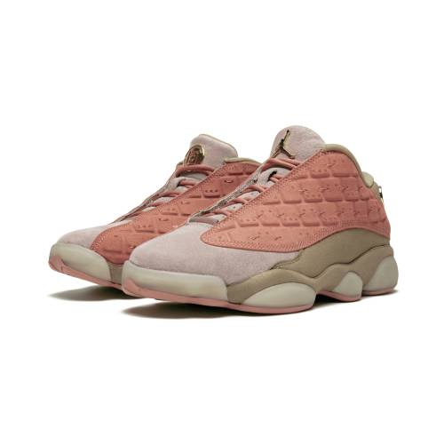 "ナイキ ジョーダン JORDAN エア サーティーン CT""CLOT WARRIOR"" スニーカー 【 AIR 13 JORDAN RETRO LOW NRG TERRACOTTA SEPIA TONE TERRA BLUSH 】 メンズ スニーカー"