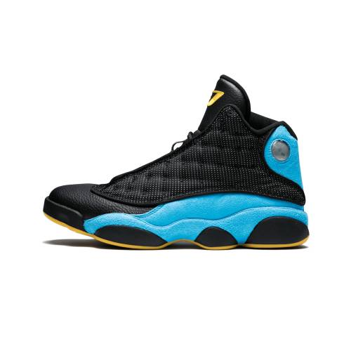 "ナイキ ジョーダン JORDAN エア サーティーン Pe""chris Paul"" スニーカー メンズ 【 Air 13 Retro Cp Pe""chris Paul"" 】 Black/sunstone-orion Blue"