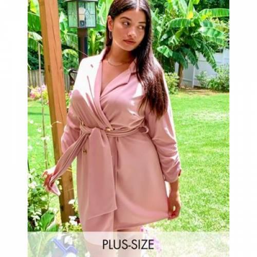 ドレス ローズ レディースファッション 【 ROSE SIMPLY BE TUX DRESS IN 】