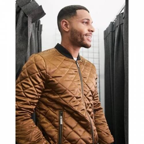 メンズファッション コート ジャケット 【 BOLONGARO TREVOR QUILTED BOMBER JACKET 】