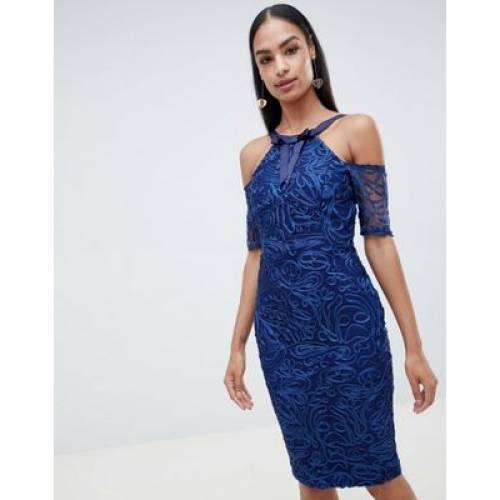 ドレス スリーブ レディースファッション ワンピース 【 SLEEVE VESPER LACE PENCIL DRESS WITH SHORT 】